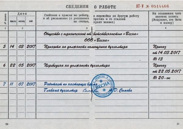 Образец расписки о получении алиментов на руки