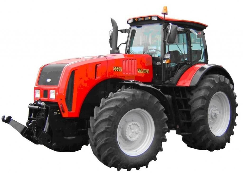 Допуск для вождения трактором мтз