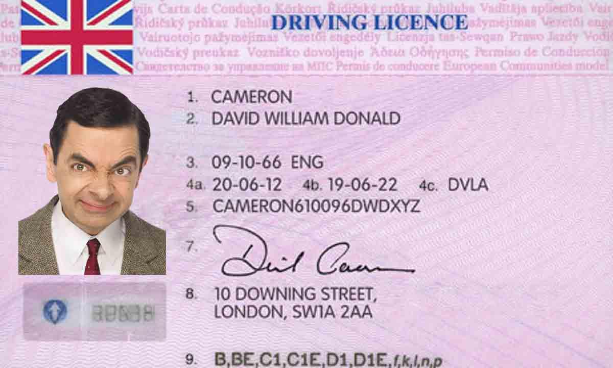 Критерий фотографии на водительские права