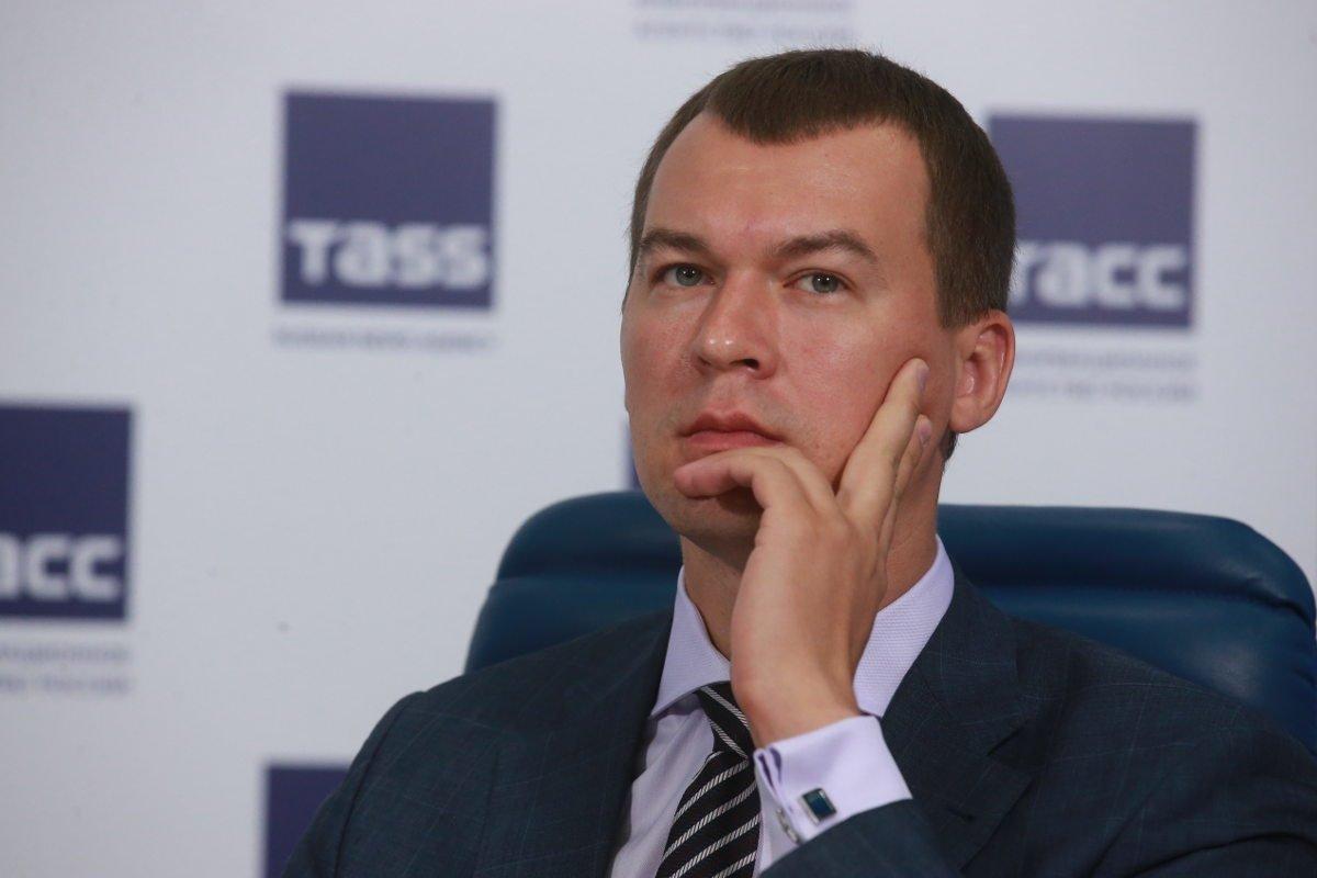 Дектярев вячеслав вячеславович